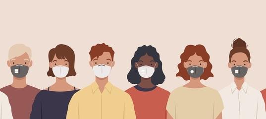 В поиске защитных масок